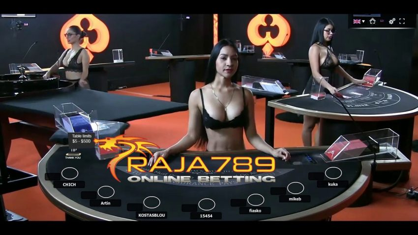 memilih situs blackjack online