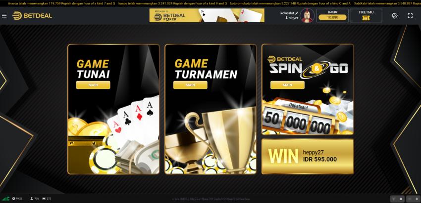 agen poker online terbesar
